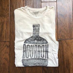 Men's large Lucky T-shirt